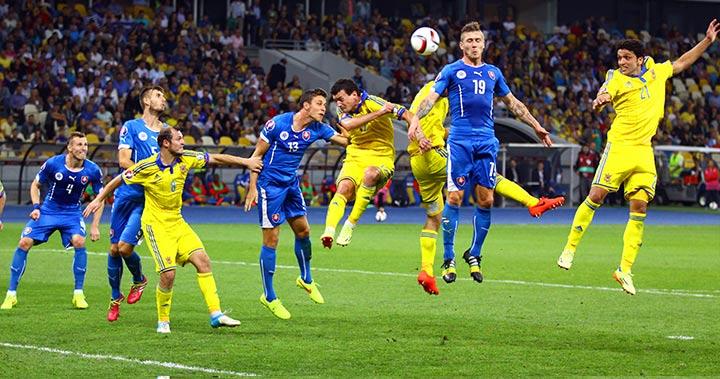 Speltips inför Ukraina - Nordmakedonien 17 juni 2021 Fotbolls-EM
