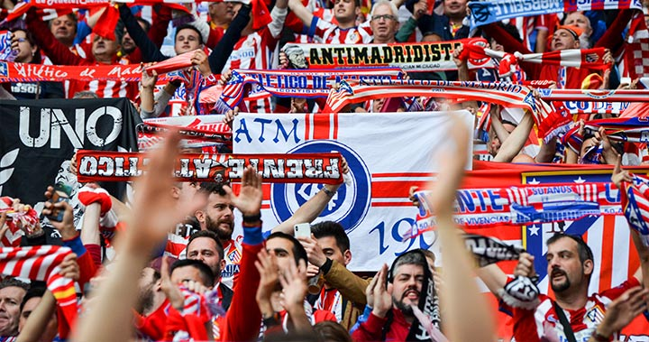 Atletico Madrid Alético