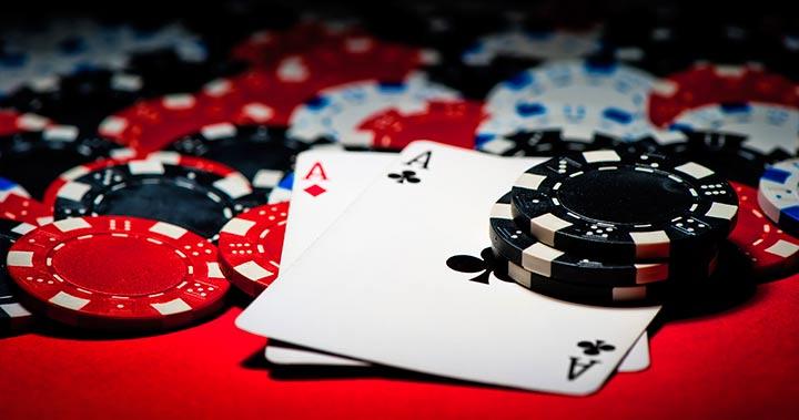 REKLAM KAMPANJ: Poker casino