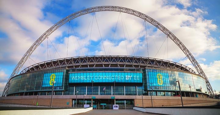 Wembley England
