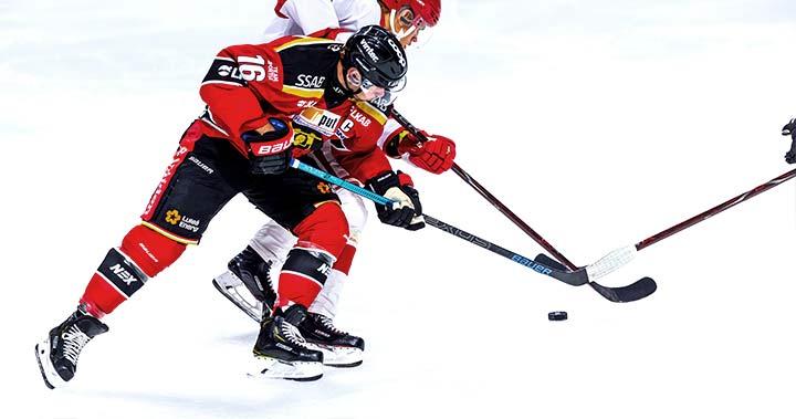 Speltips inför Rögle - Luleå Hockey 5 januari 2021